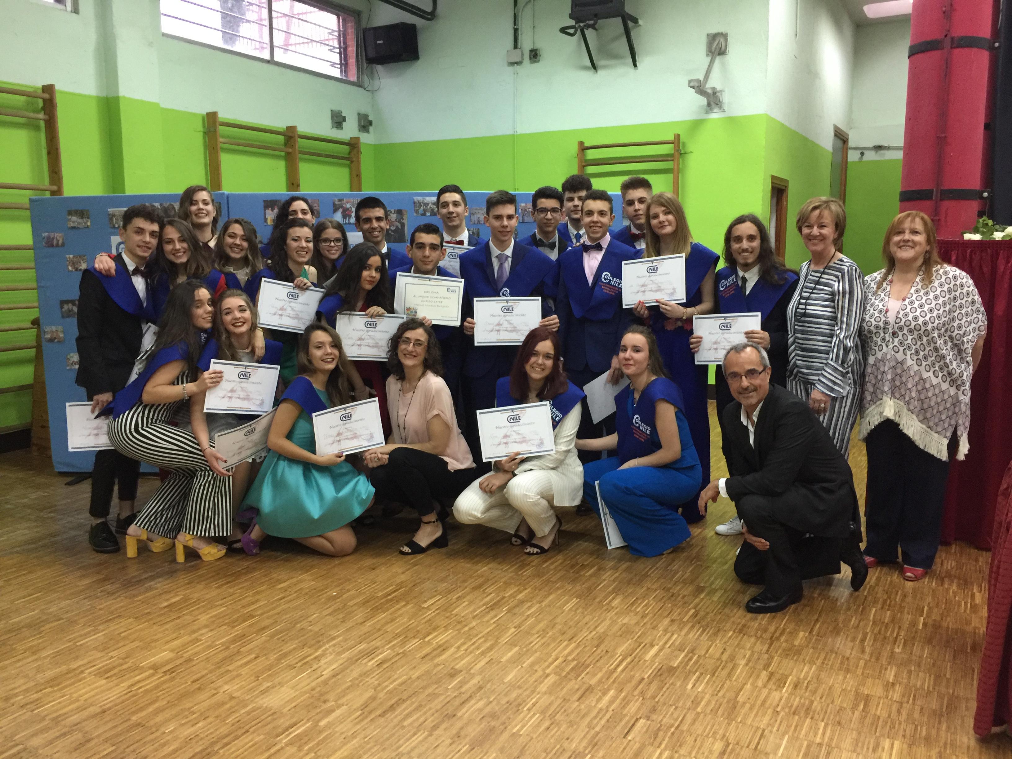 Graduación De 2º De Bachillerato – 2018