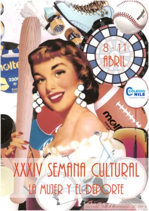 Clausura Y Exposición. XXXIV Semana Cultural.