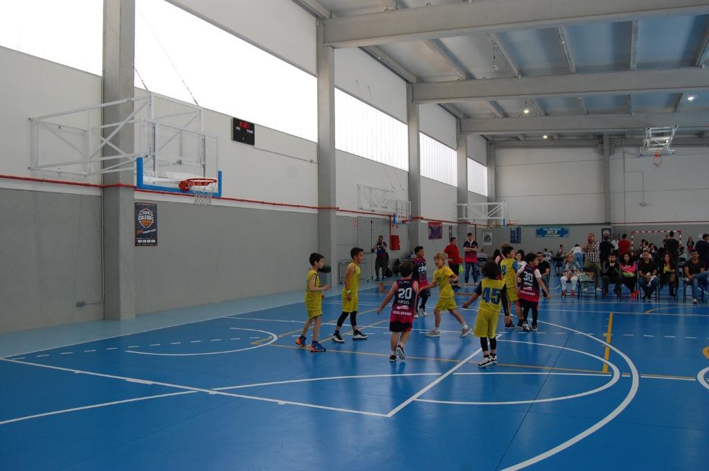 Baloncesto Benjamín
